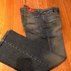Lucky Brand Jeans - Mid Rise Flare - Size 31